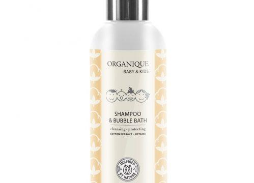 Organique Bebek Çocuk Şampuanı ve Banyo Köpüğü 250ml
