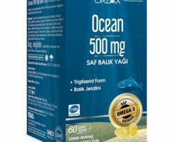 Orzax Ocean 500mg 60 Kapsül Kullananlar