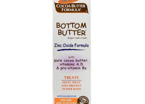Palmers Bottom Butter Zinc Oxide Formula Diaper Rash Cream 125gr