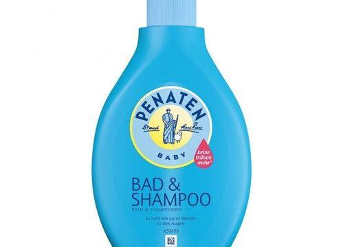 Penaten Baby Bad&Shampoo 400 ML