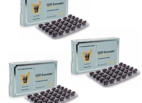 Pharma Nord Q10 Gold 100 mg 3 x 30 Kapsül Kullananlar