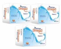 Pharmax Omega3+Vitamin D 50 kapsül x 3  Kullananlar