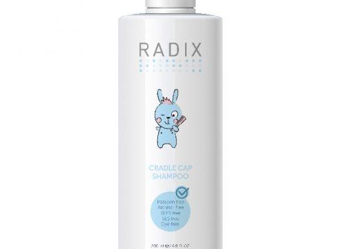 Radix Yenidoğan Kuruma Karşıtı Saç ve Vücut Şampuanı 200 ml