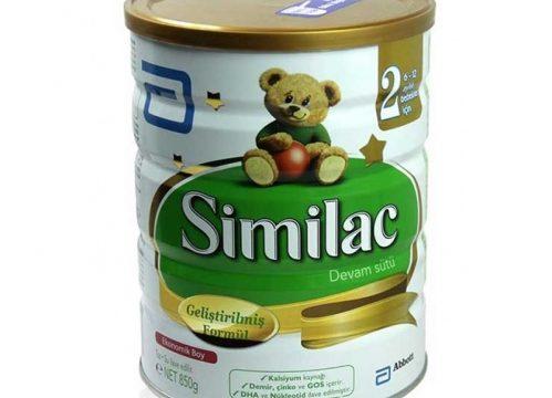 Similac Devam Sütü 2 850 Gr