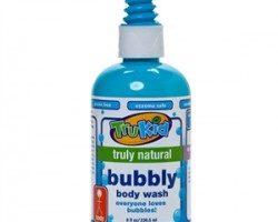 Trukid Bubbly Çoçuklar İçin Organik Vücut Şampuanı 236mL