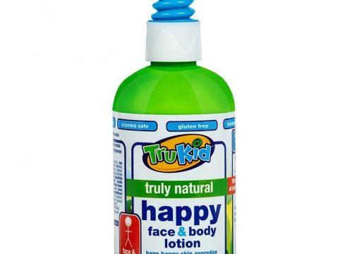 Trukid Truly Natural Happy Yüz ve Vücut Losyonu 236ml