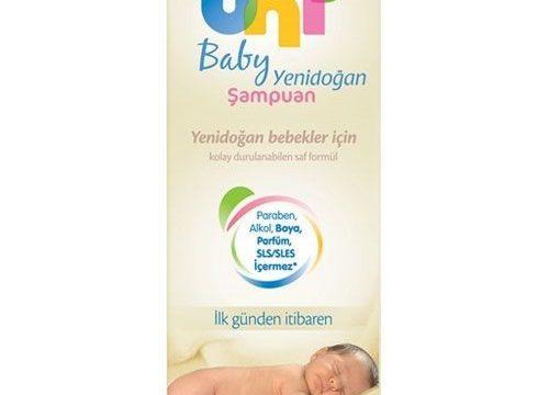 Uni Baby Yenidoğan Şampuan 200ml