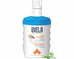 Uvela Baby Sunscreen Spray 150ml