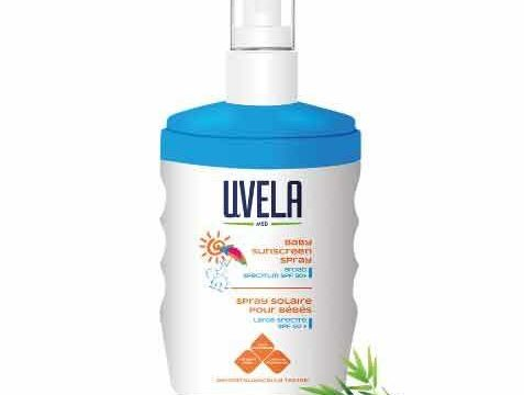 Uvela Baby Sunscreen Spray 150ml