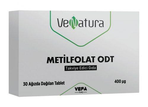 VeNatura Metilfolat Odt Takviye Edici Gıda 30 Tablet Kullananlar