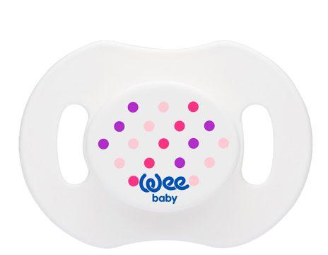 Wee Baby Special Sapsız Kapaklı Emzik 6-18Ay