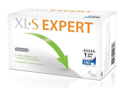 XL-S Expert Takviye Edici Gıda 180 Tablet Kullananlar