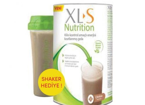 XL-S Nutrition + Shaker Set Kullananlar