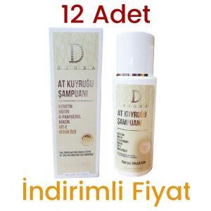 12 Adet Diona At Kuyruğu Şampuan 12 x 300 ML kimler kullandı kullanan