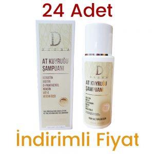24 Adet Diona At Kuyruğu Şampuan 24 x 300 ML kullananlar