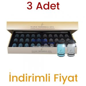 3 Adet Nano Termal Jel Beauty Solutions kullananlar