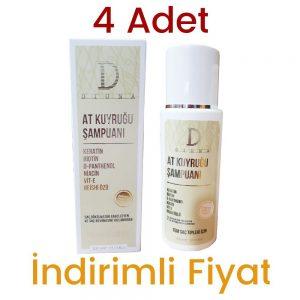 4 Adet Diona At Kuyruğu Şampuan 4 x 300 ML yorumları
