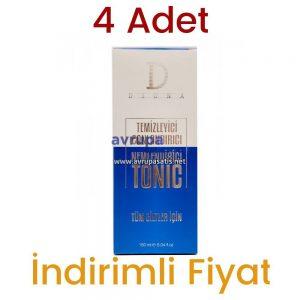 4 Adet Diona Cilt Temizleme Toniği  4 x 150 ML kullananlar