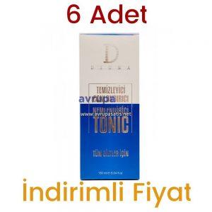 6 Adet Diona Cilt Temizleme Toniği  6 x 150 ML kullananlar