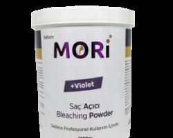 Mori Saç Açıcı Toz  Bleaching Powder Violet kimler kullandı kullanan