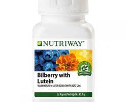 Amway NUTRIWAY – Bilberry with Kullananlar