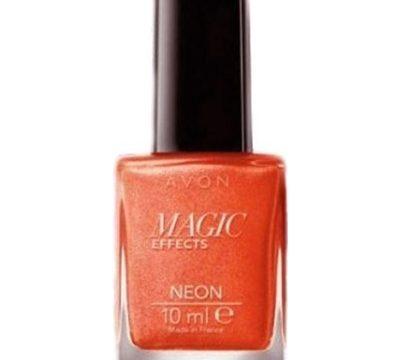 Avon Magic Effect Neon Orange Kullananlar