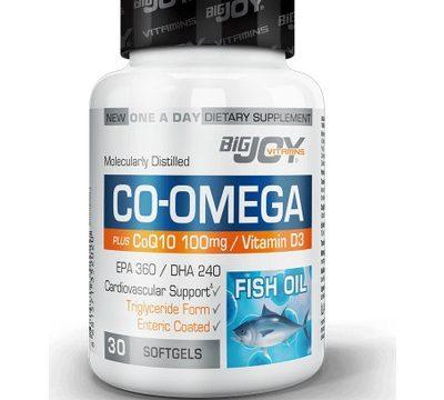Bigjoy Vitamins Co-Omega 30 Soft Kullananlar