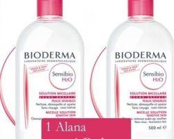 BIODERMA Sensibio H2O 500 ml Kullananlar