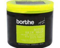 Borthe Botox Saç Maskesi 500 Kullananlar