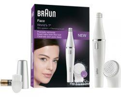 Braun FaceSpa 810 Yüz Epilatörü Kullananlar