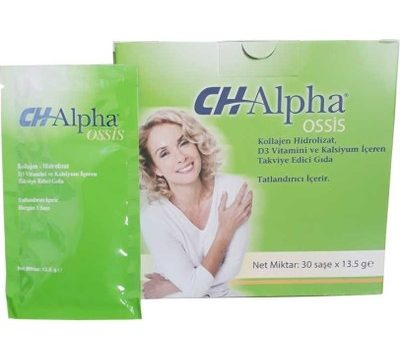 CH Alpha Ossis 30 Saşe Kullananlar