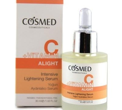 Cosmed Alight İntensive Lightening Serum Kullananlar