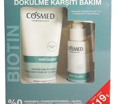 Cosmed Dökülme Karşıtı Bakım Şampuan Kullananlar