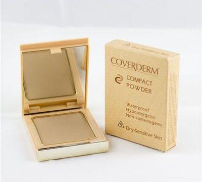 Coverderm Compact Powder Dry/Sensitive Skin Kullananlar