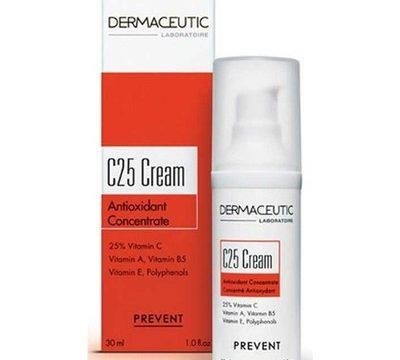 Dermaceutic C25 Cream 30Ml – Kullananlar