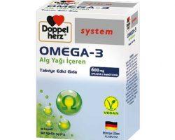 Doppel Herz System Omega 3 Takviye Edici Gıda 60 Kapsül Kullananlar