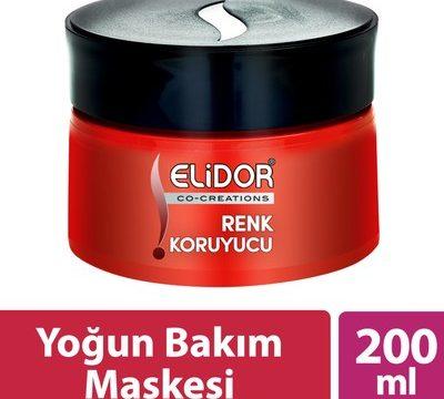 Elidor Maske Renk Koruyucu Canlandırıcı Kullananlar