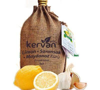 Emr Kervan Limon Sarımsak Maydanoz Kullananlar