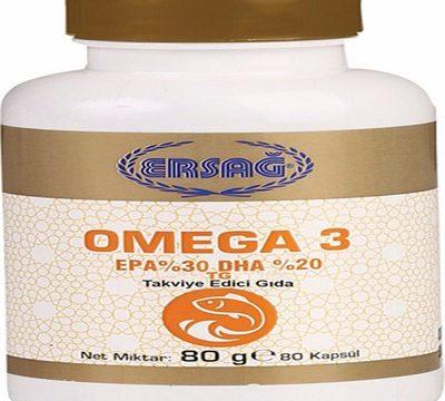 Ersağ Omega 3 Kullananlar