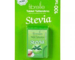 Fibrelle Stevia Tatlandırıcı 100 Tablet Kullananlar