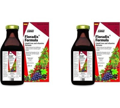 Floradix Liquid 250 ml 2'li Kullananlar