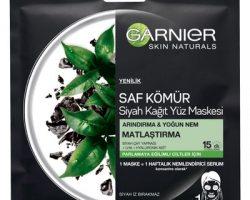 Garnier Skin Naturals Kömürlü Kağıt Kullananlar