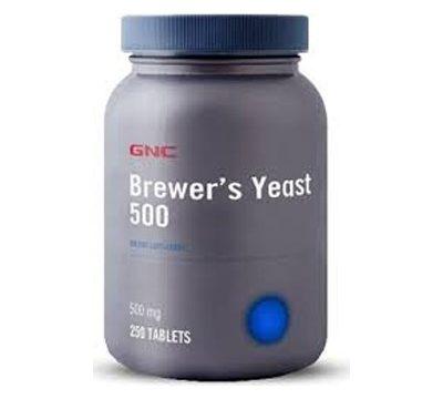 Gnc – Brewer's Yeast 500 Kullananlar