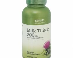 GNC Herbal Plus Milk Thistle 200MG 90 Kapsül Kullananlar
