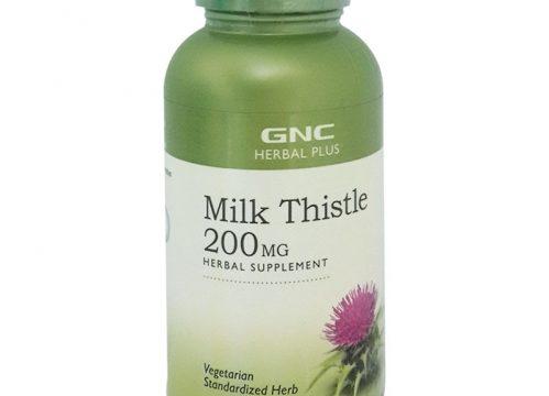 GNC Herbal Plus Milk Thistle 200MG 90 Kapsül Kullananlar