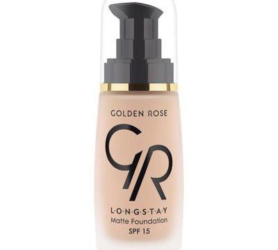 Golden Rose Longstay Matte Foundation Kullananlar