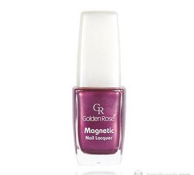 Golden Rose Magnetic Nail Lacquer Kullananlar