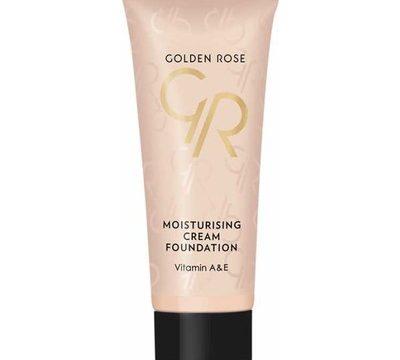 Golden Rose Moisturizing Cream Foundation Kullananlar