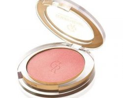 Golden Rose Powder Blush- Allık Kullananlar