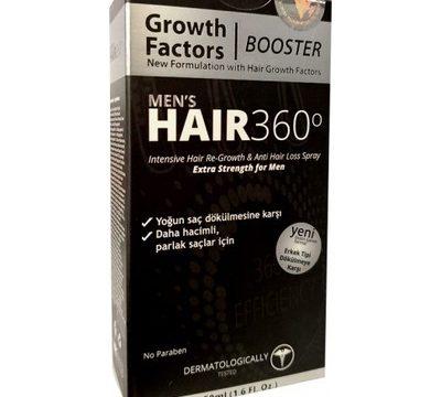 Hair 360 Booster Mens Hair Kullananlar